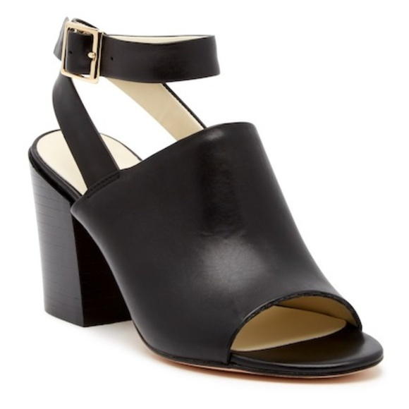 Bettye Muller Polish Block Heel Sandal 2eFpOs5k